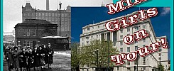 Mill Girls On Tour – Liverpool – Sunday 10 May 2015