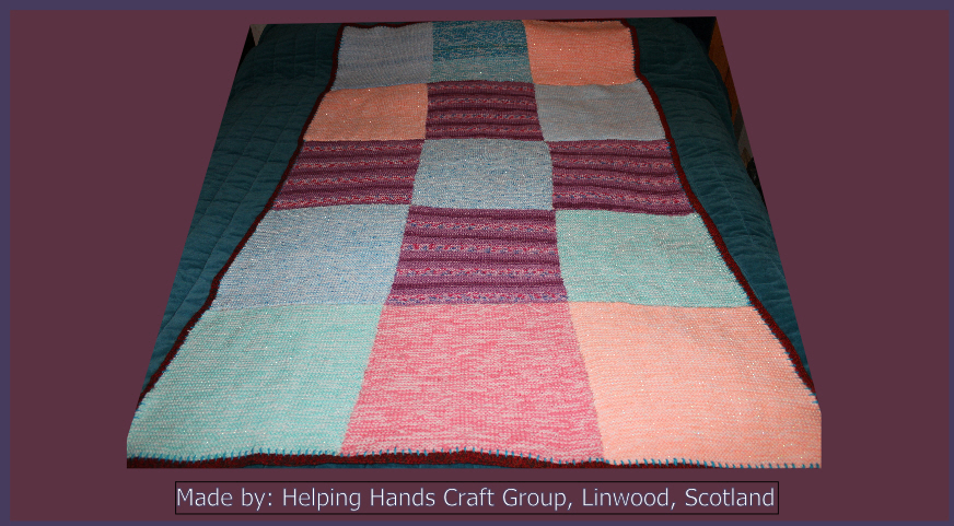 Helping Hands Craft Group Linwood Made