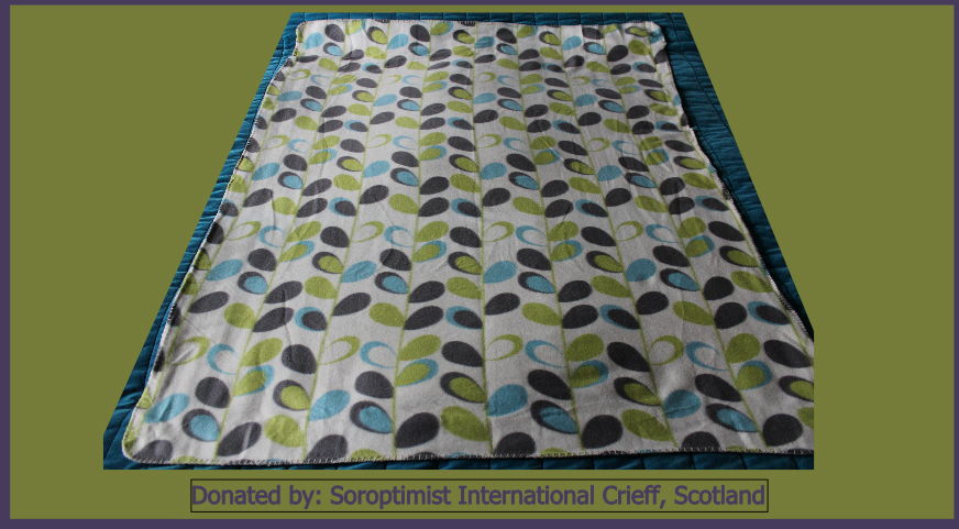 Soroptimist International Crieff Donated