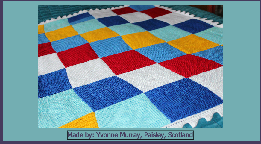 Yvonne Murray Paisley Made