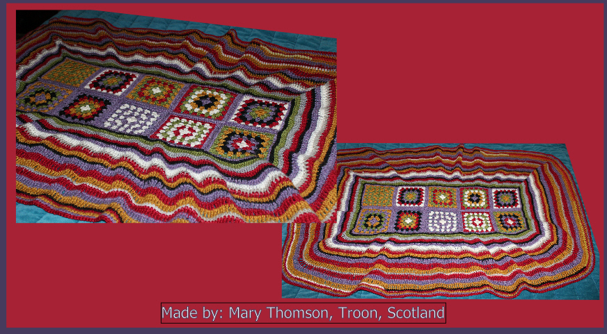 Mary Thomson Troon Made