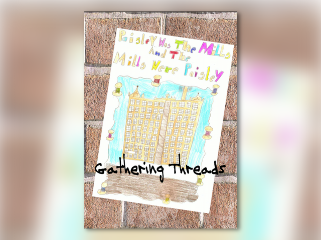Gathering Threads Anthology front cover