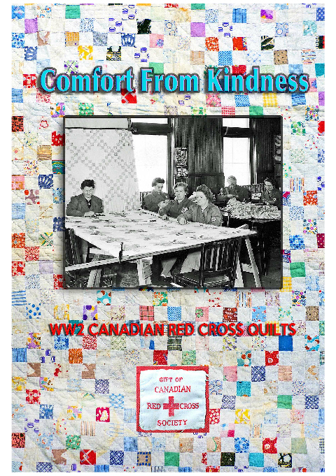 Comfort From Kindness book front cover