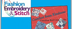 Fashion, Embroidery & Stitch Show - NEC, Birmingham - 17-20 March 2016