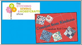 The Stitching, Sewing & Hobbycrafts Show - ExCel, London - 7-9 April 2016