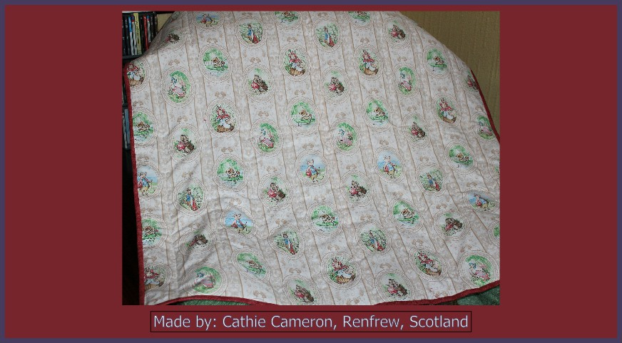Cathie Cameron Made