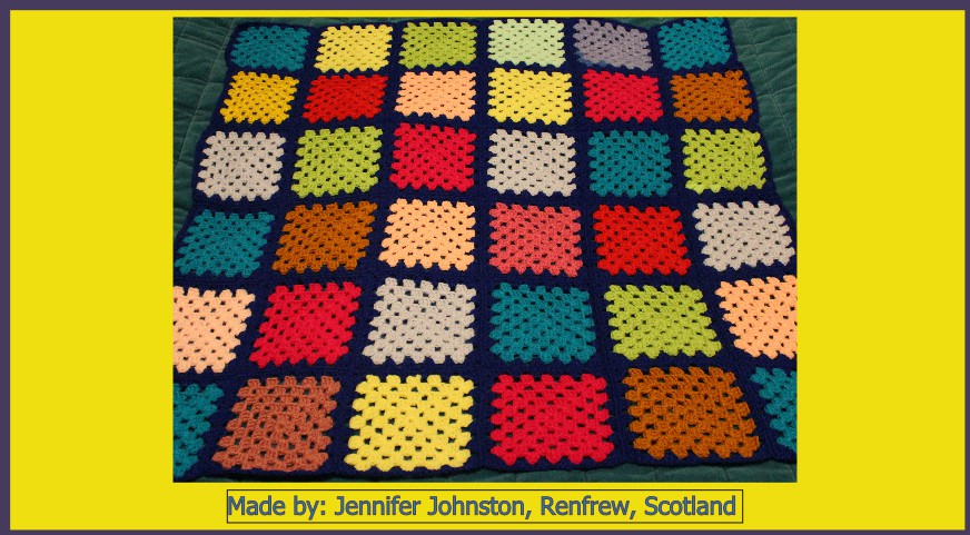 Jennifer Johnston Made
