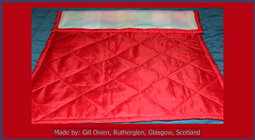 Gill Owen Rutherglen Made