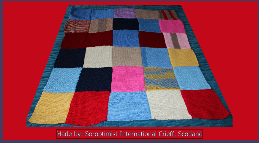 Soroptimist International Crieff Made