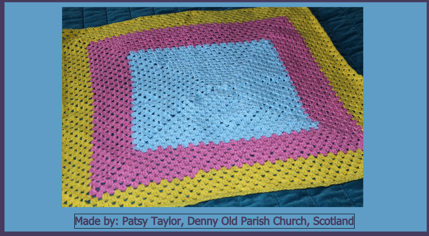 Patsy Taylor Denny Old Parish Church Made