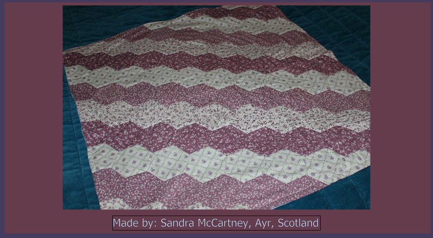 Sandra McCartney Ayr Made