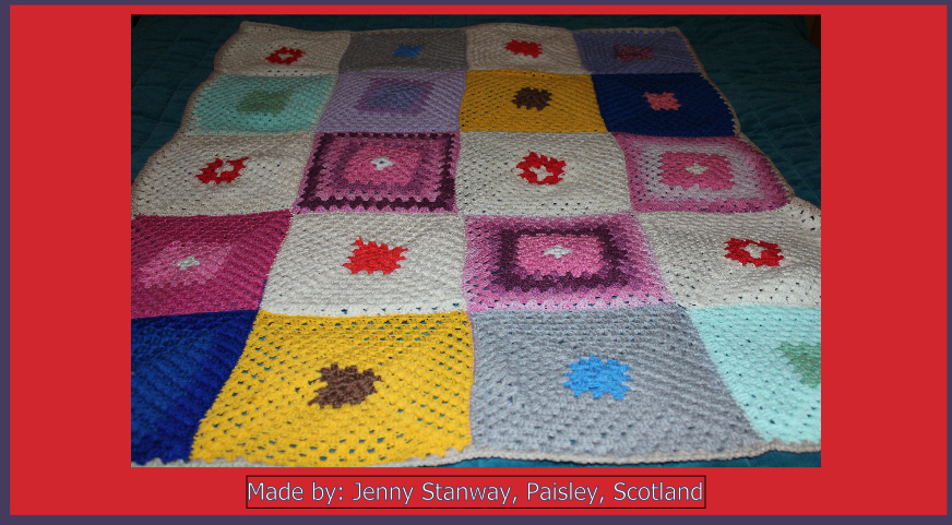 Jenny Stanway Paisley Made