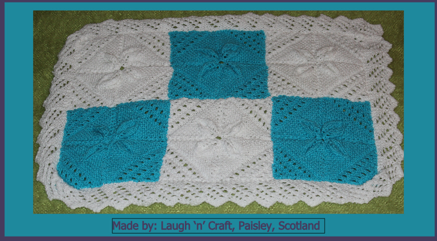 Laugh n Craft Paisley Made